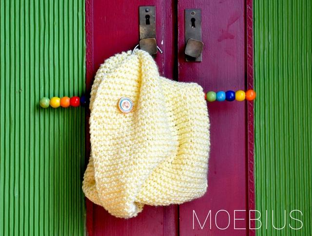 Mis Lanitas (Otros Productos):        Moebius   Kit Para Tejer