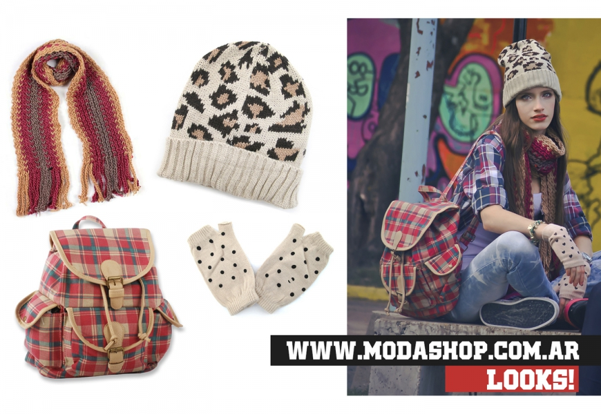 Moda Shop (Mayoristas):        Looks! OtoÑo Invierno