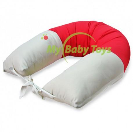 My Baby Toys (Bebés Y Chicos):        Almohadón Para El Embarazo, Lactancia Y Descanso