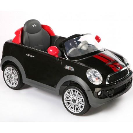 My Baby Toys (Bebés Y Chicos):        Auto A Bateria Mini Cooper Control Remoto Mp3 Radio Fm Kiddy