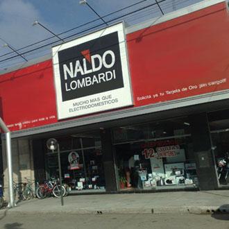 Naldo Lombardi (Electro Y Tecnología):        25 De Mayo 1