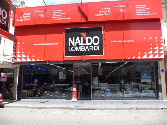 Naldo Lombardi (Electro Y Tecnología):        Azul