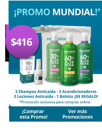 Naturaloe Argentina (Belleza Y Cuidado Personal):        Promohome Mundial