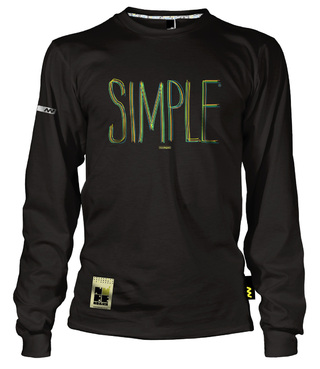 Nube Negra (Remeras):        Simple (M/L)