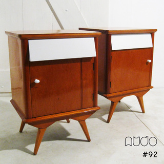 Nudo / Tienda Taller (Decoración, Bazar & Hogar):        Mesa De Luz America # 92
