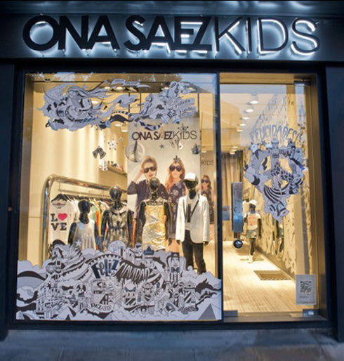 Ona Saez Kids (Indumentaria De Bebes):        Slide Local 01