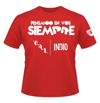 Orgullo Rojo (Merchandising):        Pensando En Vos Siempre