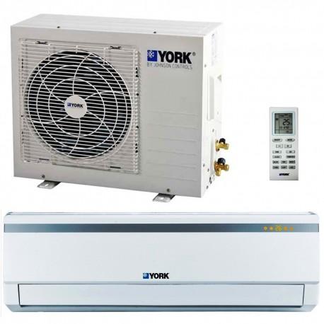 Owo (Decoración, Bazar & Hogar):        Aire Acondicionado Split York 4500fg Frio/Calor Yos50 H11