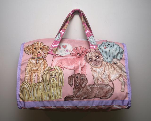 Panama Bags (Carteras Y Bolsos):        Club Bag Puppies