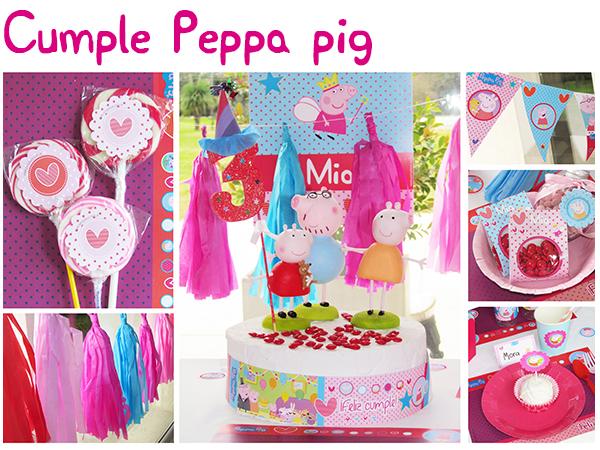 Party Place (Fiestas Y Cotillón):        Peppa Pig