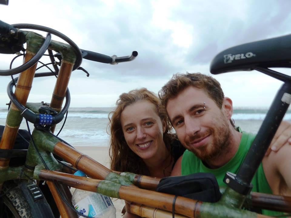 Pasa Y Mirá | Feria Online (Regalos Y Objetos De Diseño):        Bici De Bambú