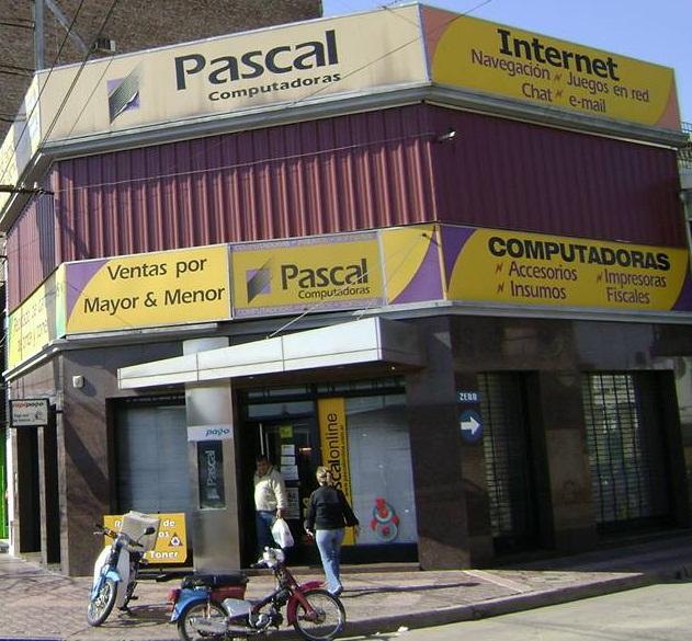 Pascal Computadoras (Computación):        Sucursal Zona Oeste