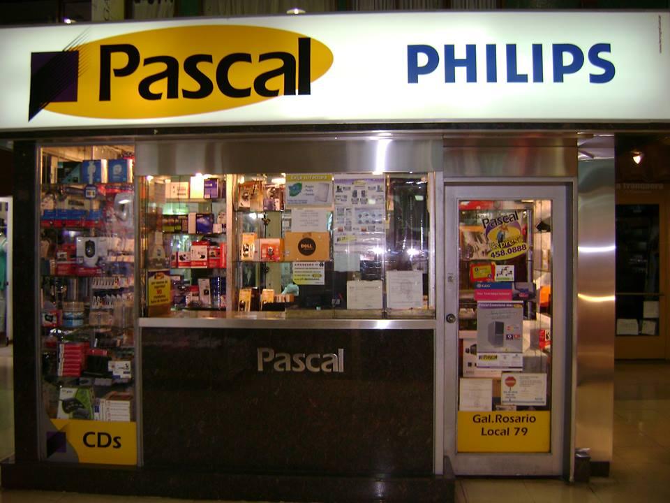Pascal Computadoras (Computación):        Galeria Rosario