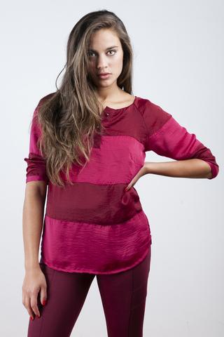 Paula Iriarte (Indumentaria):        Camisa Cigala