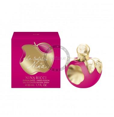 Perfumería Juleriaque (Belleza Y Cuidado Personal):        La Tentation De Nina Edt