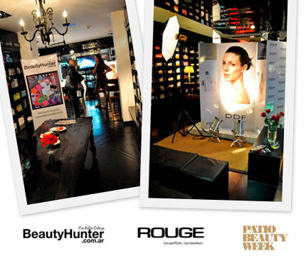 Perfumería Rouge (Belleza Y Cuidado Personal):        Prensa Week 1