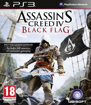 Play For Fun (Videojuegos Y Consolas):        Assassins Creed 4 Black Flag