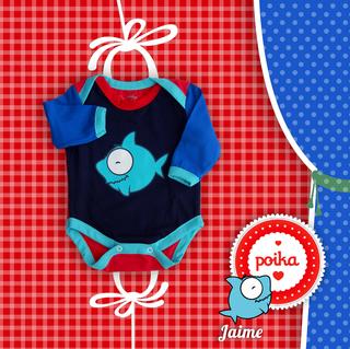 Poika (Bebés Y Chicos):        Body Jaime