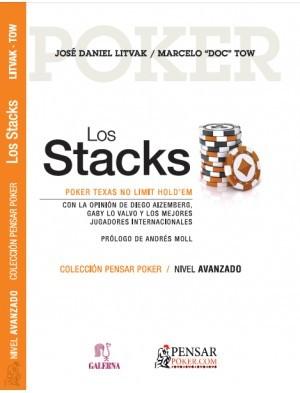 Poker Shop Libros (Libros Y Revistas):        Los Stacks   José Litvak Y Marcelo Tow