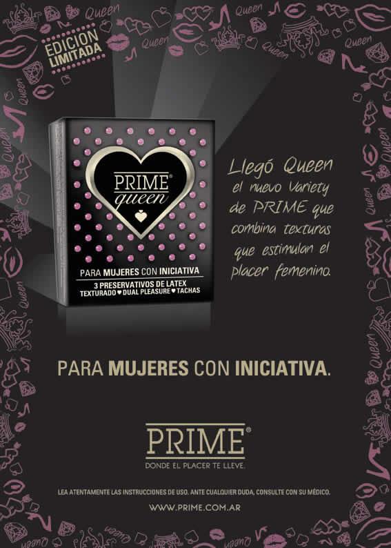 Preservativos Prime (Otros Productos):        Queen