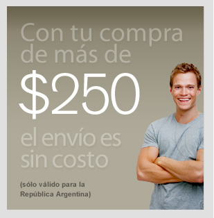 Proud For Men (Belleza Y Cuidado Personal):        Con Tu Compra De Mas De $250 El Envío Es Sin Costo