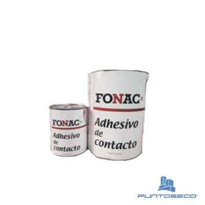Punto Seco (Construcción):        Adhesivo Contacto Lata 18 L