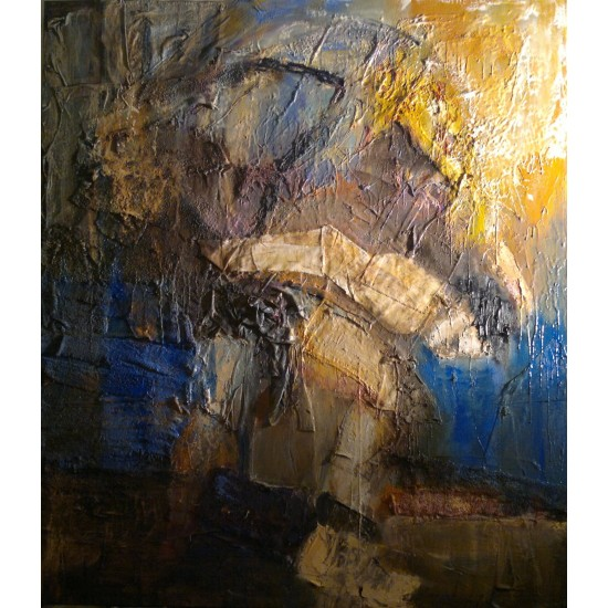 Puntovero (Arte):        El Hombre Que Carga El Mundo (Cronos)