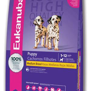 Pupipet (Mascotas):        Eukanuba  Puppy Medium Breed