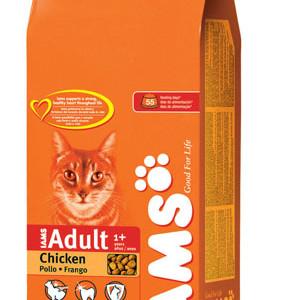 Pupipet (Mascotas):        Iams Cat Adult