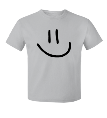 Remeras Tampas, Be Yourself (Remeras):        Img00000003