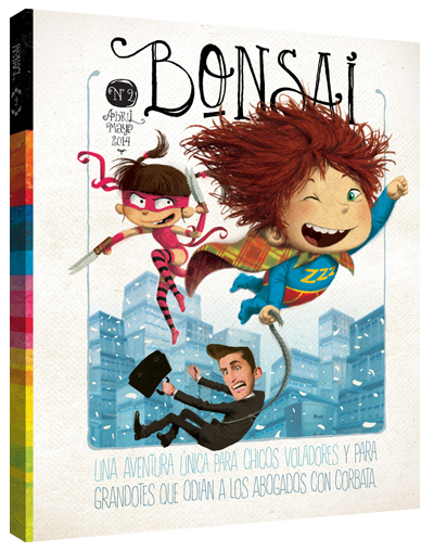 Revista Orsai (Libros Y Revistas):        Bonsai N02
