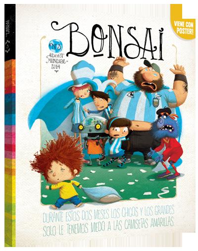 Revista Orsai (Libros Y Revistas):        Bonsai N03