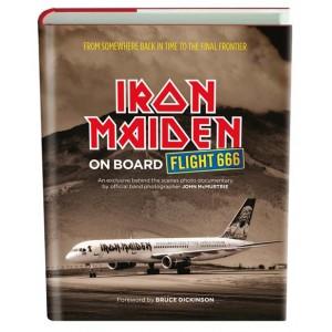 Rock On Sale (Merchandising):        Iron Maiden   On Board Flight 666