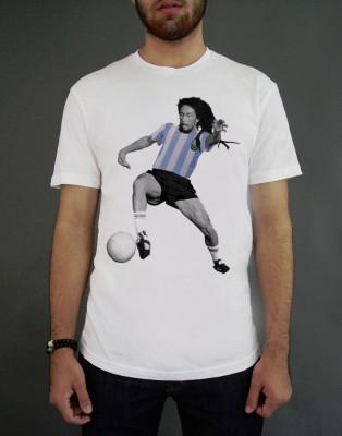 Rock & T Shirt (Remeras):        Marley Blanca