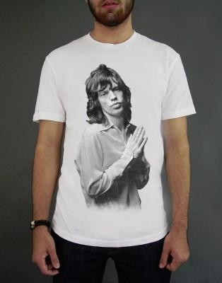 Rock & T Shirt (Remeras):        Mick Blanca