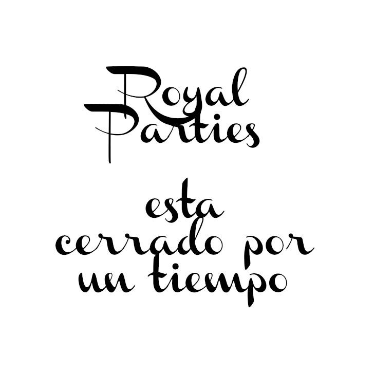 Royal Parties (Fiestas Y Cotillón):