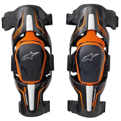 Rpm Neuquén (Repuestos Y Accesorios Para Autos Y Motos):        Rodilleras Alpinestars B2 Carbon