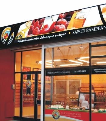 Sabor Pampeano (Comidas Y Alimentos):
