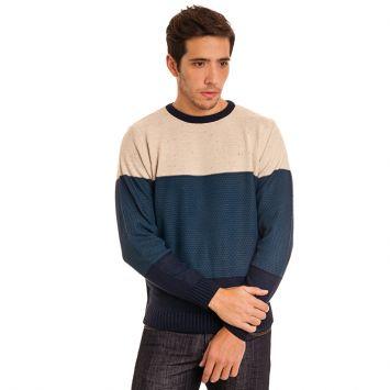Shopear (Indumentaria):        Sweater Azul Bravo Santa Clara