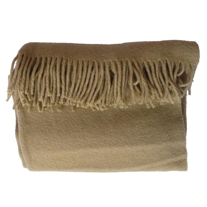 Shynka Home Couture (Decoración, Bazar & Hogar):        Manta Camel