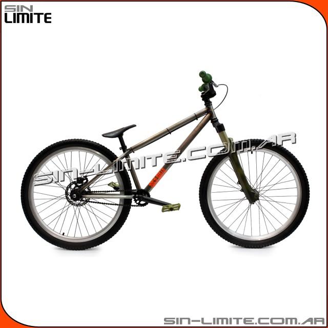 Sin Límite Bikes (Deportes Y Fitness):        (Usado Disponible) Bicicleta Bogo Dirt