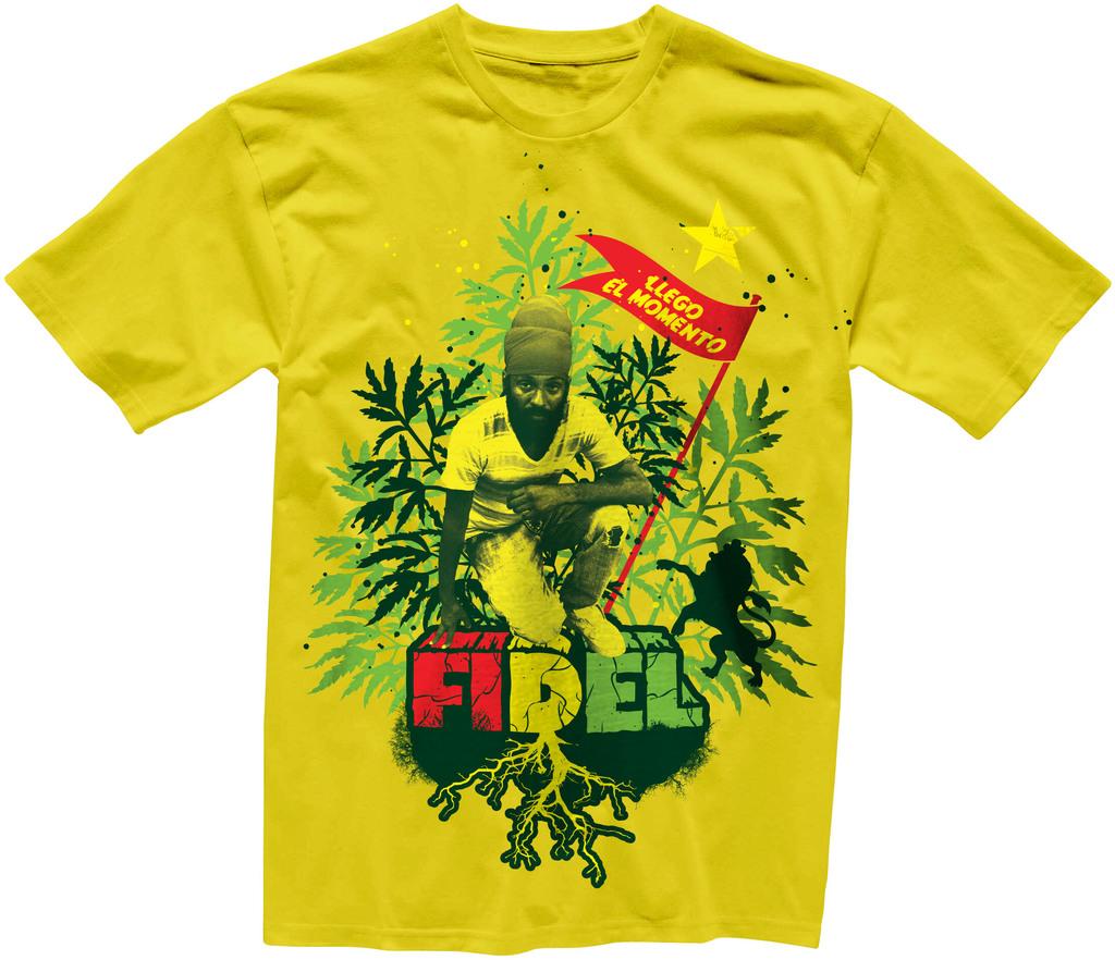 Stay True Clothing (Remeras):        Fidel Limited Edition Llego El Momento