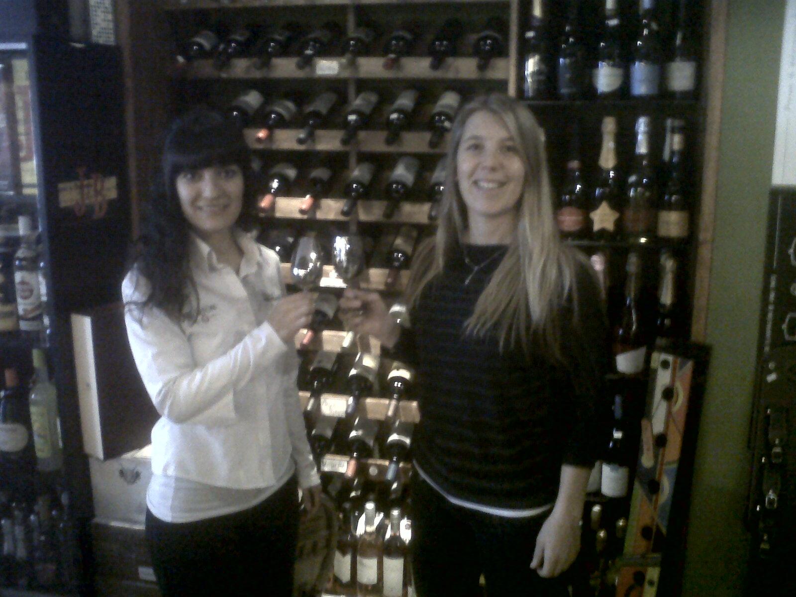 Terra Viva Mendoza (Vinos Y Bebidas):        Vanina