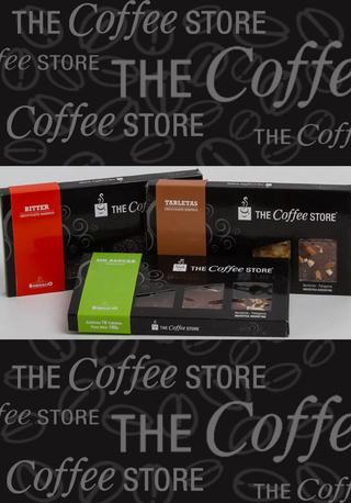 The Coffee Store Online (Vinos Y Bebidas):        Finos Chocolates Con Frutos Secos