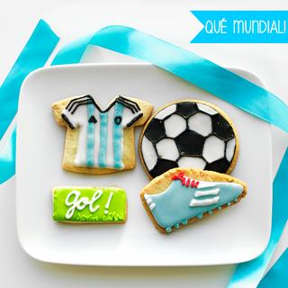 The Cookie Factory (Comidas Y Alimentos):        Futbol Sweet Box