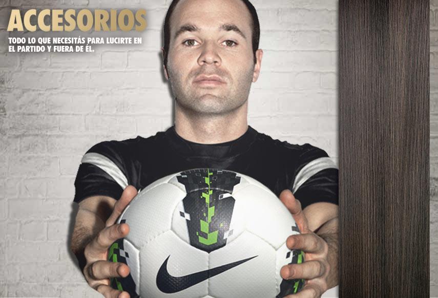 The Futbol Store (Deportes Y Fitness):        Hombre Accesorios