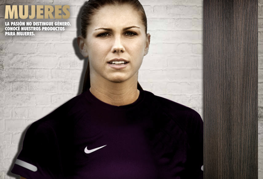 The Futbol Store (Deportes Y Fitness):        Mujer