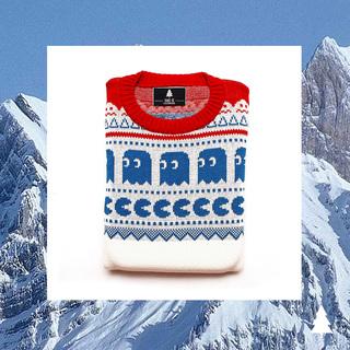 This Is Feliz Navidad (Indumentaria):        Pac Man Sweater