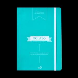 Tienda Kitsch (Regalos Y Objetos De Diseño):        Bolazo Cuaderno De Escritura