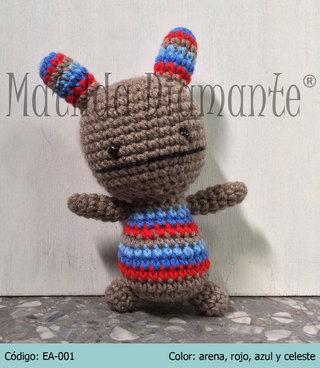 Tienda La Matilda (Jugueterias):        Crochetito